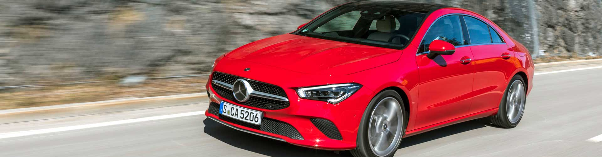 Mercedes Benz CLA Coupe