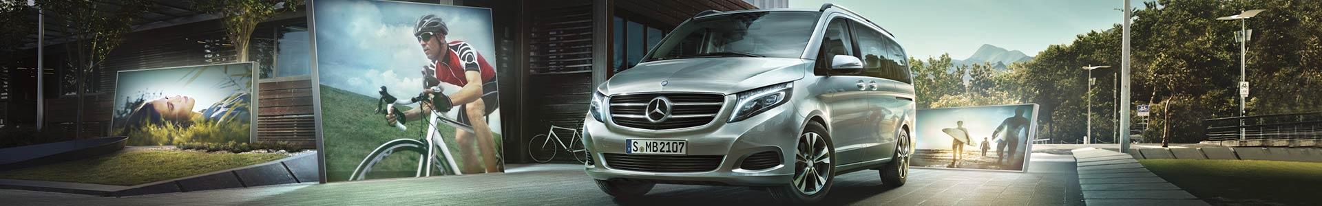 Mercedes-Benz V-Klasse