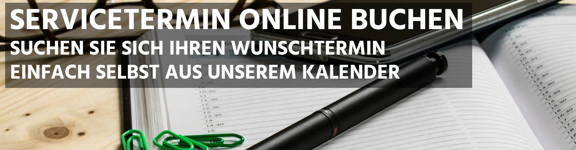 Servicetermin online
