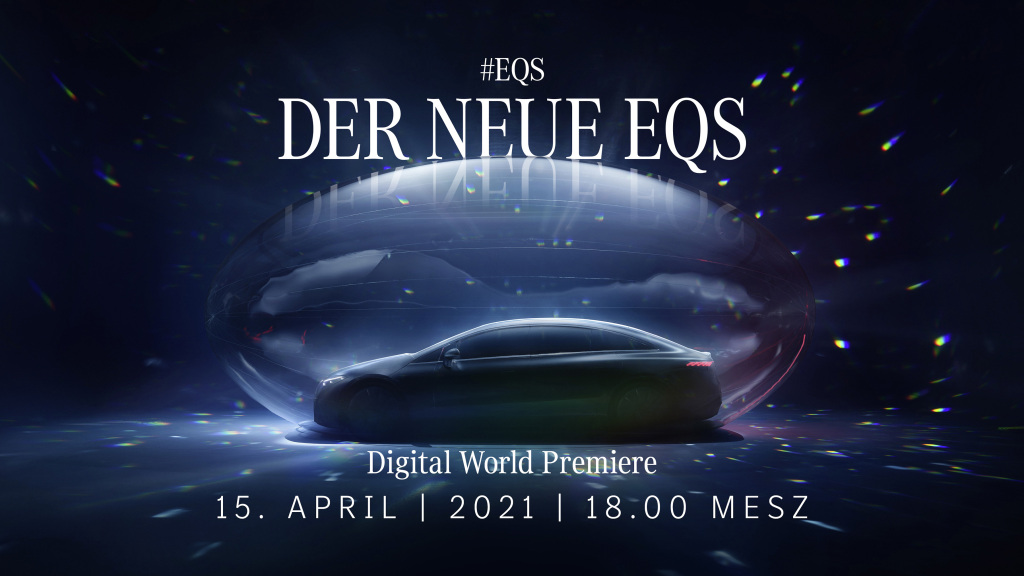 Foto Der neue EQS