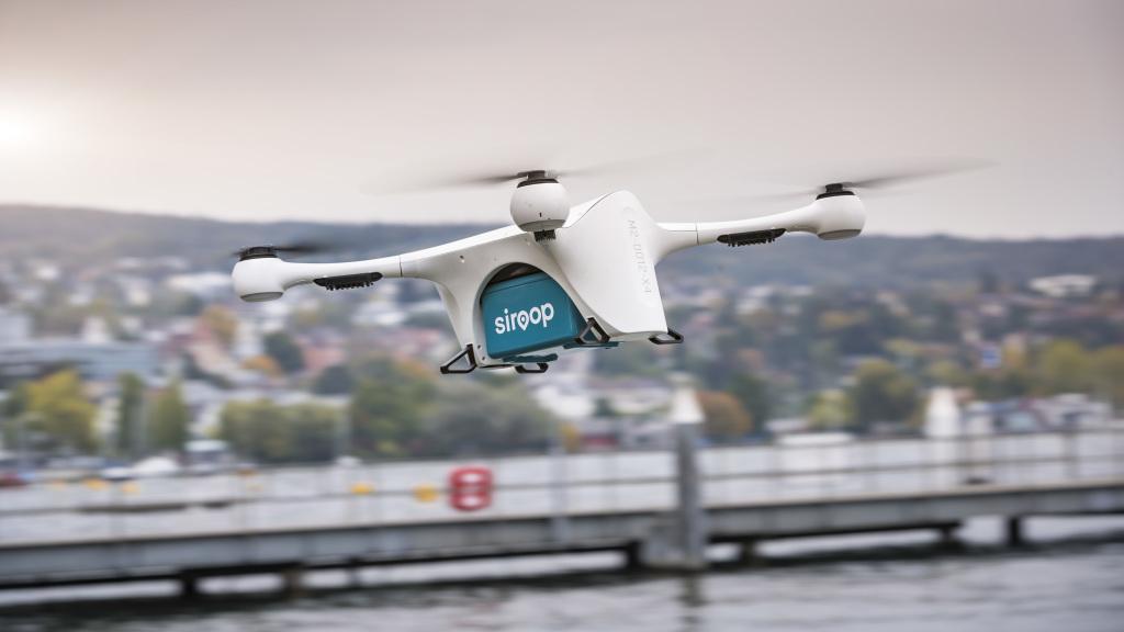 Foto Test Drohne