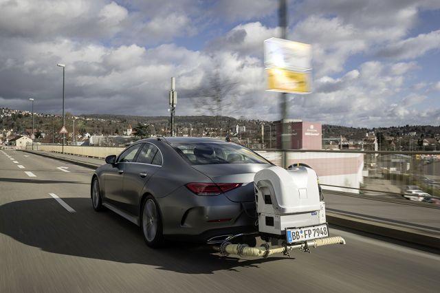 Bilder Seit 1. September 2017 werden bei Mercedes-Benz alle emissionsseitig neu zu zertifizierenden Fahrzeugtypen (Pkw) nach WLTP (Worldwide Harmonized Light Vehicles Test Procedure) geprüft