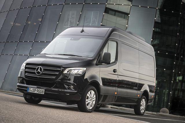 Foto Marktstart des neuen Mercedes-Benz Sprinter in Deutschland