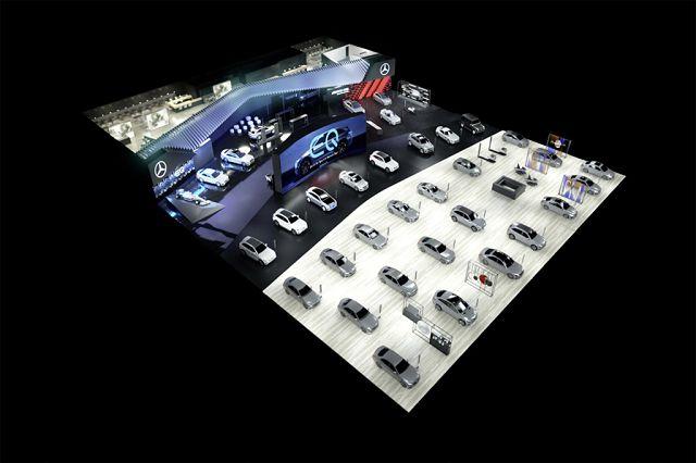 Mercedes-Benz Cars auf dem Internationalen Genfer Auto-Salon 2019