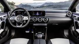 Mercedes Benz CLA Shooting Brake - Innenraum