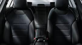Sitze der Mercedes-Benz A-Klasse Limousine