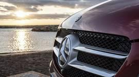 Front der Mercedes-Benz V-Klasse