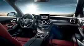 Mercedes-Benz C-Klasse - Armaturenbrett
