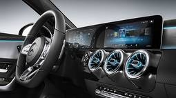 Mercedes-Benz A-Klasse Lenkrad