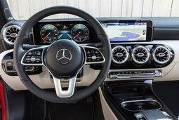 Mercedes-Benz CLA Coupe - Innenraum