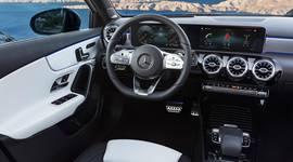 Innenraum Mercedes-Benz A-Klasse