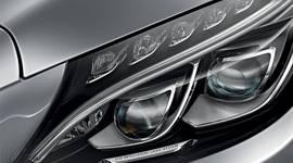 Mercedes-Benz C-Klasse - Scheinwerfer