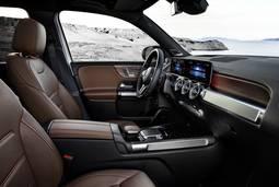 Mercedes-Benz GLB: Innenraum Vorne