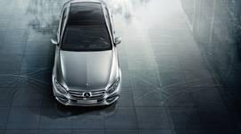Mercedes-Benz C-Klasse Topansicht