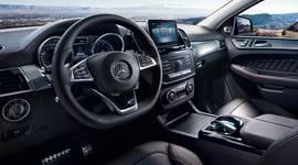 Mercedes-Benz GLE Coupé Cockpit