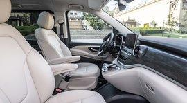 Sitze der Mercedes-Benz V-Klasse