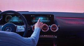 Mercedes-Benz EQA - Armaturen