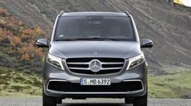 Mercedes-Benz V-Klasse Frontansicht