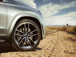 Mercedes-Benz GLE - Vorderrad