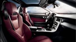 Innenraum Mercedes-Benz SLC