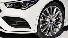 Mercedes Benz CLA Shooting Brake - Detail