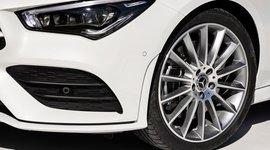 Mercedes Benz CLA Shooting Brake - Detail