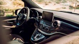 Interieur der Mercedes-Benz V-Klasse